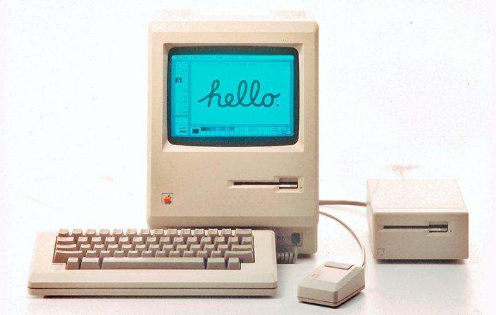 1984 Apple Macintosh